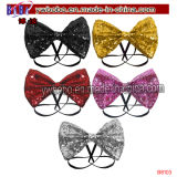 Christmas Gift Jacquard Bow Tie for Best Holiday Gift (B8103)