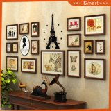 Best-Selling New Design Combination Framed Canvas Art Painting