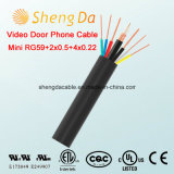 Video Door Phone Cable for Coaxial Cable Type