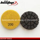 "3"" Grit 200 Diamond Floor Polishing Pad for Concrete"