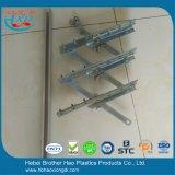 Sliding Manufacturer Wholesale PVC Strip Curtain Steel Mounting Hanger Sets