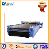 1530laser Fabric Cutting Machine for Applique Embroidery Patches Fabric Logos