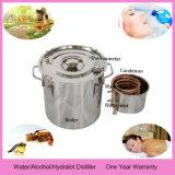New 2pots 3gal Home Alcohol Moonshine Water Distiller Boiler Kit