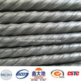 1770MPa High Tension Spiral Ribbed Steel Wire