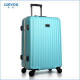 Junyou Best Suitcase with 360 Degrees Rotating Wheels, Made of ABS+PC