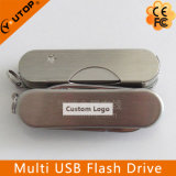 Multi-Functional Laser Logo Army Knife USB Disk (YT-1218)