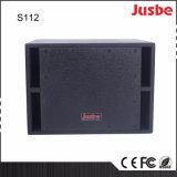 "S112 Audio System 700W Subwoofer Speaker 12"" for Mini Club"