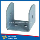 Custom Metal Wall Mounting Brackets with Galvanized Steel