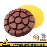 Floor Diamond Polishing Pads for Concrete and Terrazzo
