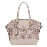 Snake Skin Print Woman Fashion Bags (MBLX033107)