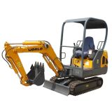 Small Hydraulic Rotary Digger with Diesel Engine