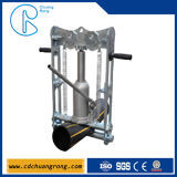 Plastic Gas Supplying Piping Squeezer Tools