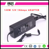 12V 10AMPS 120W Power, 10AMPS LED Driver, DC12V DC24V 120W LED Power Supply, 120W Adaptor, 12V 120W 10AMPS Adapter