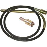 Dynapac Concrete Vibrator Flexible Shaft Zx-45mm