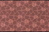 Allover Lace Cloth in Solid Color