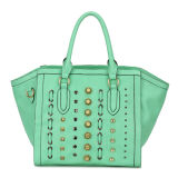 China Supplier Fashion Genuine Leather Women Bags (MBNO034115)