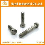 Fastener Head Hexagon Thread Rod Bolt DIN931