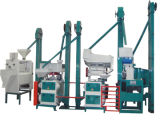 CTNM20 Auto Rice Shelling Machine