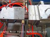 PE/PP Wood Plastic Composite Profile Extrusion Line