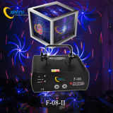 F-08-II Eight Rb Gobos Laser Stage Light