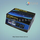 6 Colors LED Fiber Optic Lighting Kits (LLE-003/200-1)