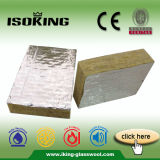 Isowool China Mineral Rock Wool with Aluminum Foil