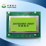 """3.8"""" Stn Mono LCD Module 160X80 with LED Backlight"""