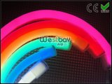 240V Mini LED Neon Flex in Pink White Red Green Blue Orange