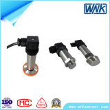 Smart 4-20mA Pressure Transmitter with Flush Diaphragm for High Temperature