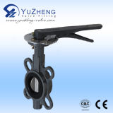 Carbom Steel Butterfly Valve with CE