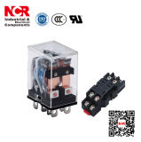 125VDC General-Purpose Relay /Industrial Relay with UL, Ce (HHC68A-2Z)