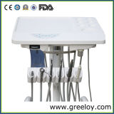 Shanghai Greeloy Portable Dental Unit, Dental Instrument (GU-P 301)