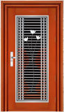 Single Fireproof Security Metal Door (DY-8831)