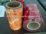 Pet/PE Packaging Film Roll for Food Products