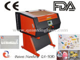 Desktop Laser Engraving/ Cutting Machine (QX-5030)