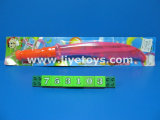 Promotional Gift Frictiontransparent Bubble Stick Toy (753103)
