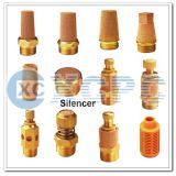 Sintered Brass Silencer to Low The Voice