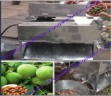 Green Fresh Walnut Nut Peeling Husk Shelling Sheller Machine