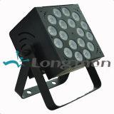 DMX 18PCS 10W RGBW up Lighting LED PAR for Stage