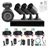 Waterproof Outdoor HD1080p 4CH Ahd CCTV Security Camera DVR Kit