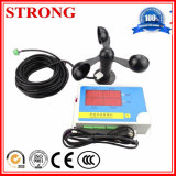 Cheap 3 Cup Anemometer Weather Station Wind Speed Sensor 5V Pulse Output
