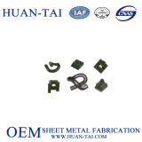OEM Precision Casting Metal Railing Parts in Industry Railway Suppliers
