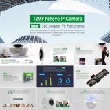 Popular 12MP/4MP/2MP 360 Degree Vr Panoramic Surveillance