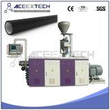 PE Tube Machine Line/Single Screw Plastic HDPE Extruder
