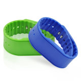 Wholesale Reusable RFID Bracelet Silicone for Consumption