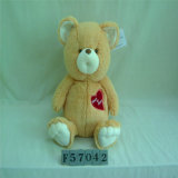 Cp65 Standard Lovely Plush Teddy Bear with Red T Shirt