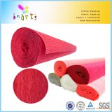 Crepe Paper Solid Color Roll