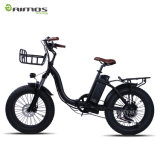 "20"" Fat Tire Foldable Electric Bikes 750W"