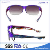 Promotion Elegant Style OEM Custom Logo Sunglasses for Women
