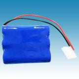 9.6V/600mAh Lithium Iron Phosphate Battery Packs